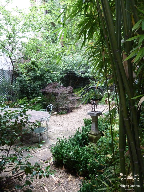 Jardin romantique philippe dubreuil jardiniste for Jardin romantique