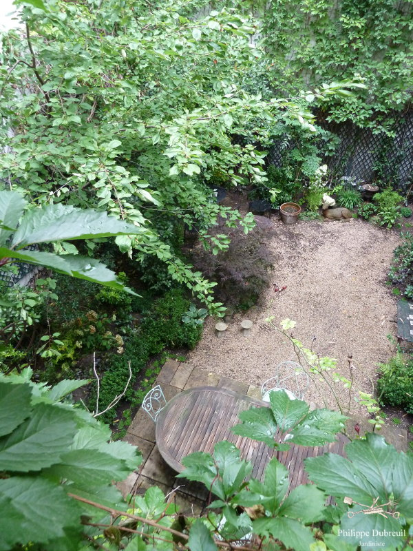 Jardin romantique philippe dubreuil jardiniste for Jardins romantiques francais