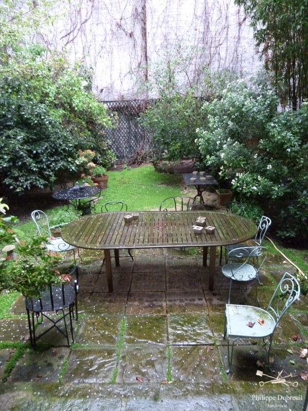 Jardin romantique philippe dubreuil jardiniste for Jardin romantique francais